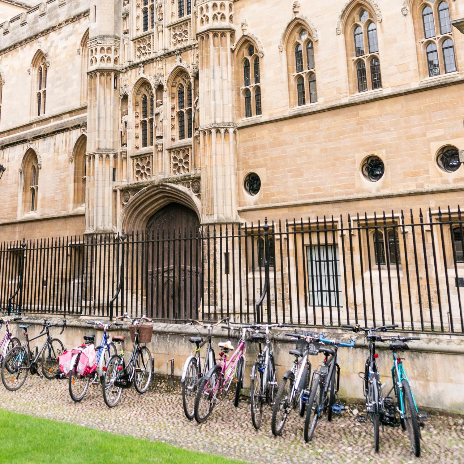 A day out in Cambridge – part 1