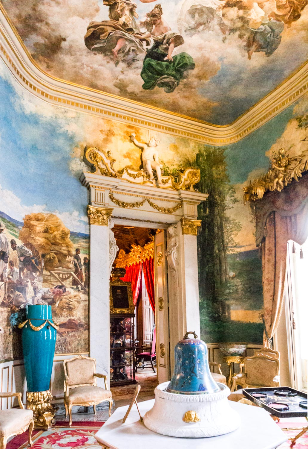 A weekend in Madrid – Museo Cerralbo part 2