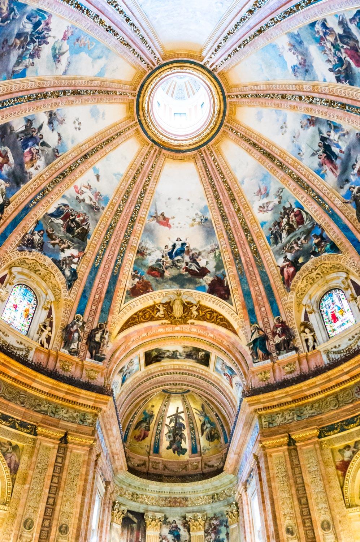 A weekend in Madrid – Basilica of San Francisco el Grande