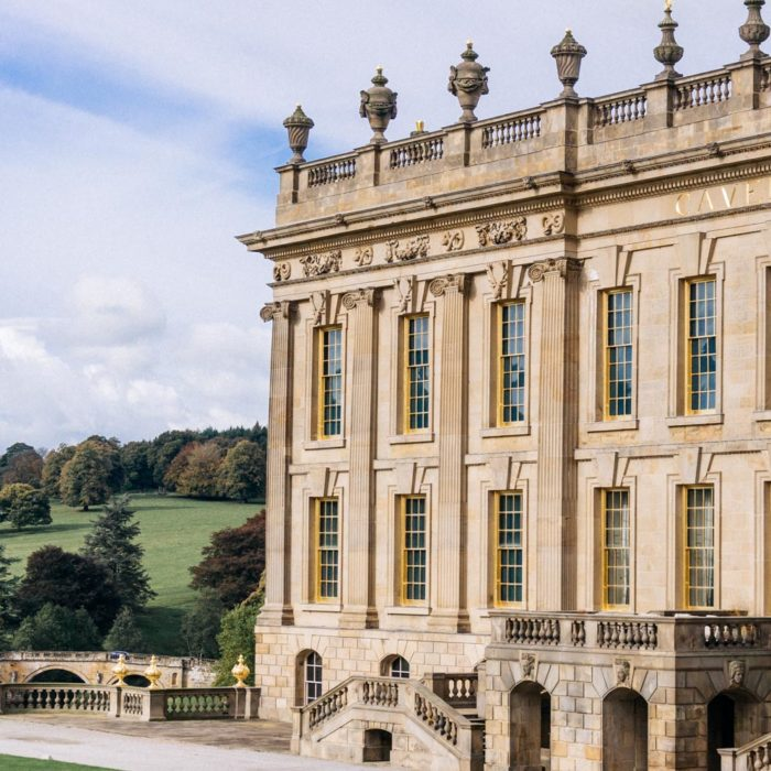 A long weekend road trip – Chatsworth House Gardens