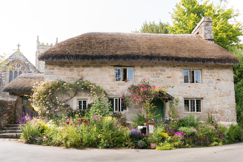 Dartmoor villages