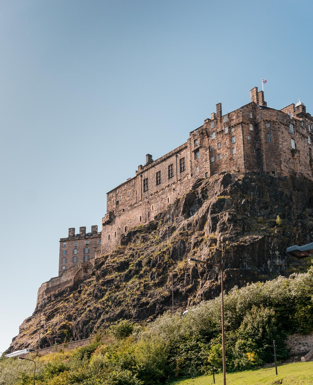 A weekend in Edinburgh – day 1