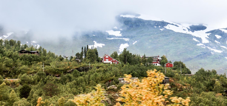 A weekend in Bergen – Flåm Railway