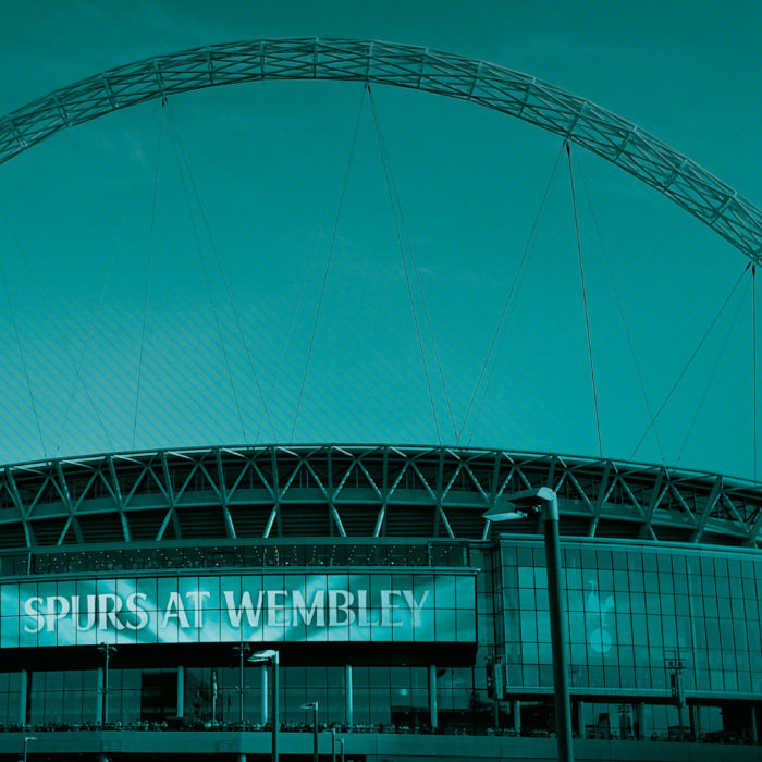 WEMBLEY CONNECTS X TOTTENHAM LEAFLET