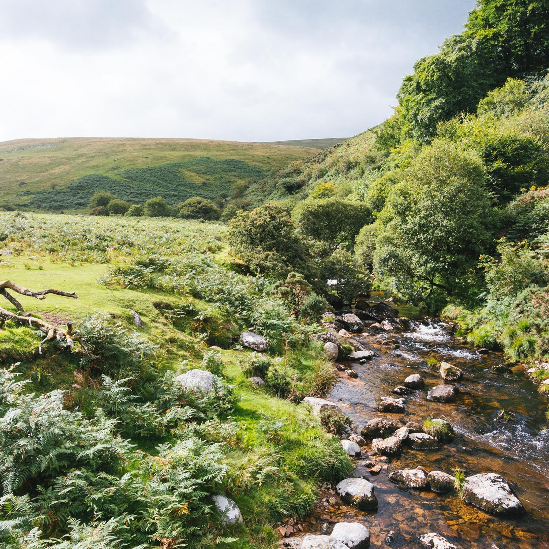 A week in Devon – Dartmoor hike