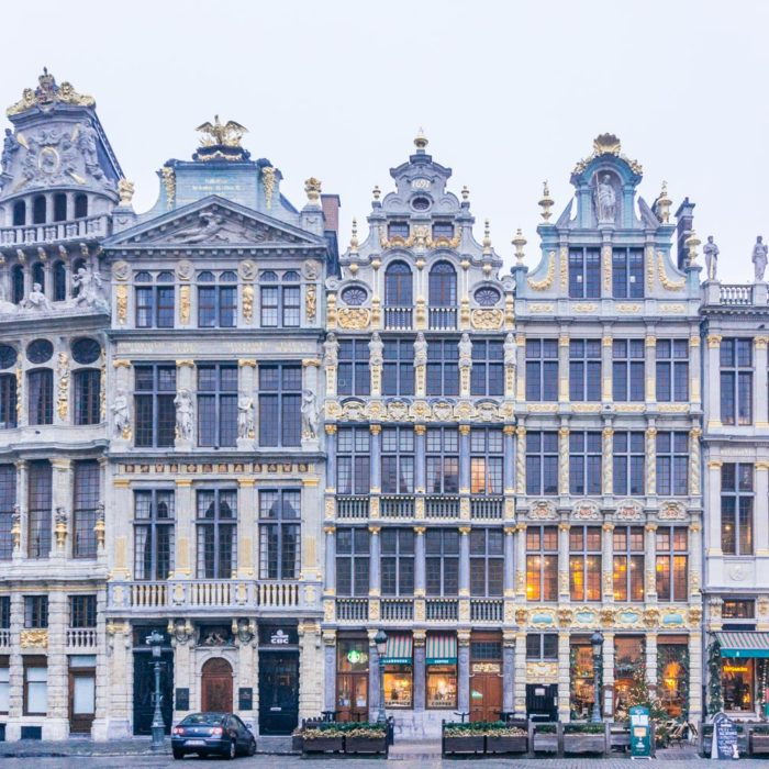 Christmas in Europe – Brussels day 1