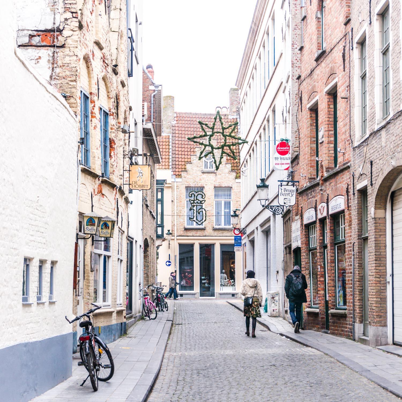 Christmas in Europe – Brussels > Brugge > Brussels